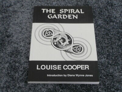 £9.95 • Buy Louise Cooper: The Spiral Garden: Uk Softcover Original Printing