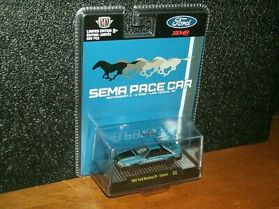 $36.50 • Buy 2021 M2 Machine Hobby Ex.   Sema Pace Car    Non-Chase 1987 Ford Mustang GT
