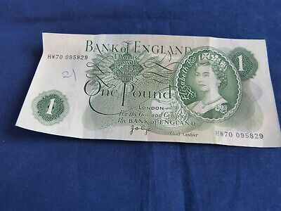 £1.99 • Buy Elizabeth The Second Paper Pound £1 Note