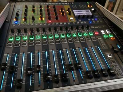 £1000 • Buy Soundcraft Si Expression1 And Stagebox 16 Digital Mixing Desk Mixer Console