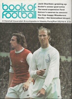 £3.50 • Buy Book Of Football Marshall Cavendish 1972 Part 59 Bradford City, Airdrieonians