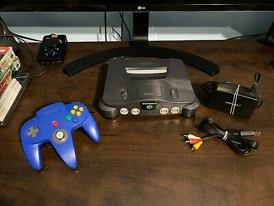 $ CDN125 • Buy Nintendo 64 Console With 1 Controller N64 System Authentic