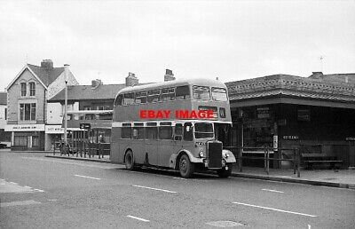£2.75 • Buy Photo  Stockton Corporation  Leyland Pd2 Bus No 39  The Old Bus Station Middlesb