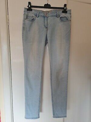£0.99 • Buy Next Relaxed Skinny Jeans 14