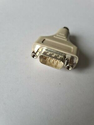 £2.50 • Buy PS/2 6 Pin Mini Din Male To DB9 Serial 9 Pin Male Mouse Adapter Convertor