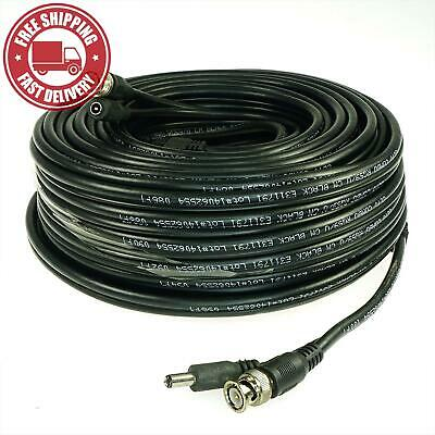 $ CDN43.34 • Buy Five Star Cable RG59 150 Ft Siamese Combo Cable For CVI, TVI, AHD And HD-SDI Cam