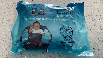 £8 • Buy Tot Seat Portable High Chair