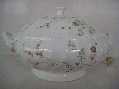 £44.99 • Buy Wedgwood England Pretty Campion Dinner Service China Lidded Vegetable Tureen