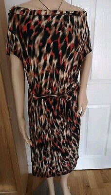 £10 • Buy Planet Midi Dress Size 14, Lined, Any Occasion