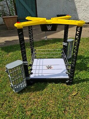 £21 • Buy WWE Tough Talkers Wrestling Ring. Tested And Working