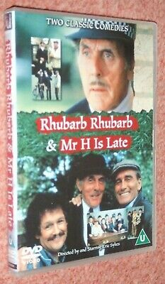 £7.75 • Buy Rhubarb Rhubarb / Mr H Is Late (1988) (UK DVD, 2002) ERIC SYKES CANNON AND BALL