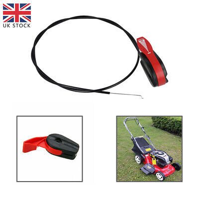 £8.74 • Buy Universal Control + Cable Lawn Throttle For Mower Briggs And Rover Heavy Duty UK