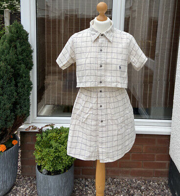 £40 • Buy Ralph Lauren Vintage Reworked Two Piece Size Small