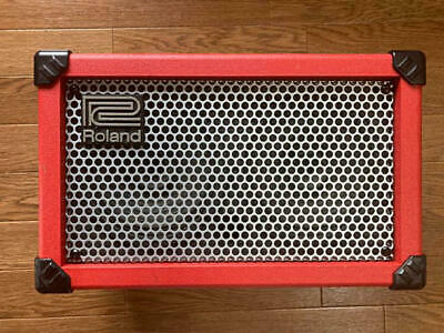 AU530.34 • Buy CUBE Street RED Red Guitar Amp