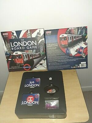 £12.99 • Buy THE LONDON BOARD GAME By IDEAL EXCELLENT CONDITION