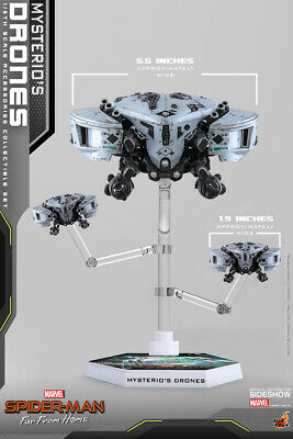 $ CDN161.69 • Buy Spider-Man Far From Home Accessories Set 2  1/6 Scale Mysterio Drones Hot Toys