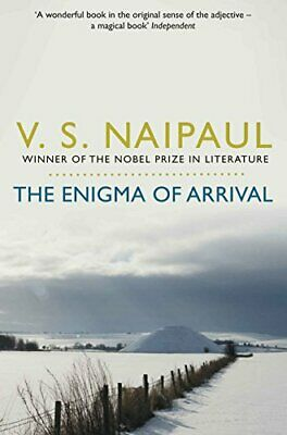 £10.13 • Buy The Enigma Of Arrival: A Novel In Five Sections By Sir V. S. Naipaul New Book