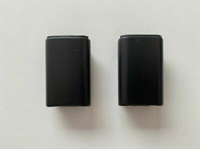 AU7.50 • Buy 2x Xbox 360 Controller Battery Cover Case Black
