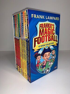 £9.98 • Buy Frankie's Magic Football Collection X12 Book Box Set By Frank Lampard Soccer VGC