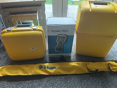 £15000 • Buy Trimble S5 Robotic Total Station, TSC3 Controller, 360 Prism And Extras