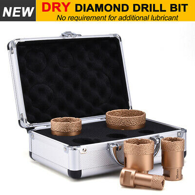 £8.73 • Buy 6mm-68mm M14 Dry Diamond Drill Bits Drill Holesaw Cut For Porcelain Tile Glass