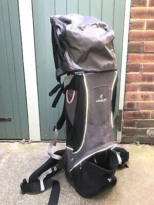 £64.99 • Buy LittleLife Cross Country Baby Carrier Toddler Backpack Hiking Walking SUN SHADE
