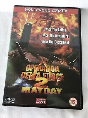 £2.99 • Buy Operation Delta Force 2 - May Day DVD 2002 15 Free  UK P&P