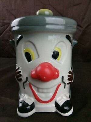 £12.99 • Buy Vintage Dusty Bin 3-2-1 Large Money Box - Ted Rogers ITV Game Show 1980's