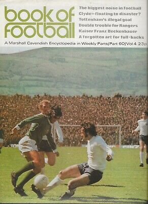 £3.50 • Buy Book Of Football Marshall Cavendish 1972 Part 60 Lincoln City, Clyde