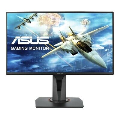 AU324.70 • Buy ASUS VG258Q 24.5  Gaming Monitor - 144Hz - 24.5 , Widescreen, 1ms, 1920x1080