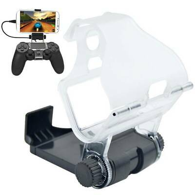 AU16.69 • Buy PS4 Gaming Controller Bracket Smartphone Clip Mount Holder Accessories Clamp AU