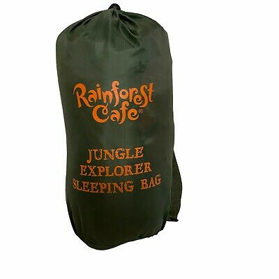 £10.75 • Buy Sleeping Bag Childs Kid New Sleep Over Rainforest Cafe Party Travel