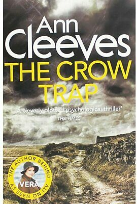 £5.99 • Buy Ann Cleeves - The Crow Trap *NEW* + FREE P&P