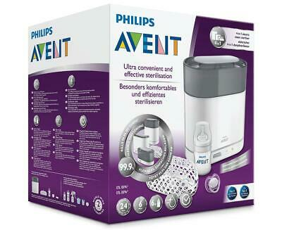 AU177.99 • Buy Philips Avent 4-in-1 Electric Steam Sterilizer Kit