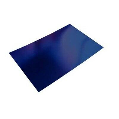 £3.25 • Buy Pack Of 10 Sheets A4 Blue Mirror Card