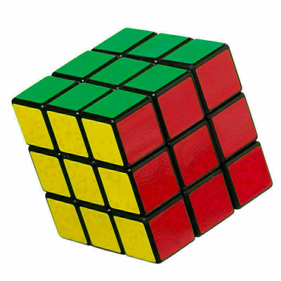 £5.49 • Buy Kids Fun Rubiks Cube Toy Rubix Mind Game Toy Classic Puzzle Game Gift