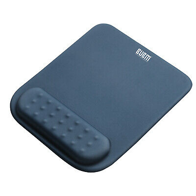 £6.95 • Buy Ergonomic Comfortable Soft Computer Mouse Mat With Wrist Rest Support-Dark Blue