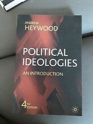 £7.49 • Buy Political Ideologies: An Introduction By Heywood, Andrew Paperback Book The