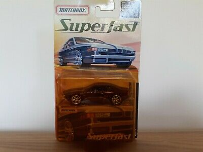 $6.94 • Buy Matchbox BMW 850i Red Superfast *Mint & Boxed*