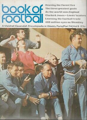 £3.50 • Buy Book Of Football Marshall Cavendish 1972 Part 74 Nottingham Forest
