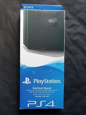 AU55 • Buy Genuine Sony PlayStation 4 PS4 Slim Pro Vertical Stand COMPLETE IN BOX