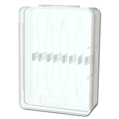 AU8.06 • Buy Electric Toothbrush Travel Case Holder For Oral B Storage Case Box (White)