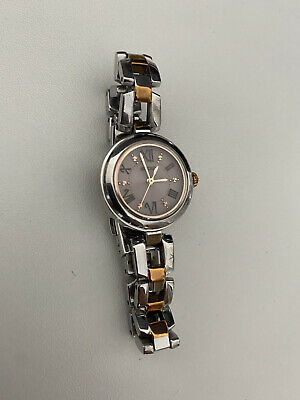 £25 • Buy Seiko Ladies Watch Silver And Gold Bracelet