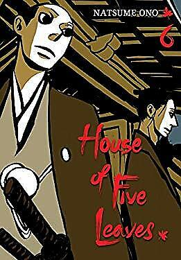 £9.29 • Buy House Of Five Leaves, Vol. 6 Paperback Natsume Ono