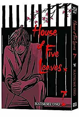 £7.56 • Buy House Of Five Leaves, Vol. 7 Paperback Natsume Ono