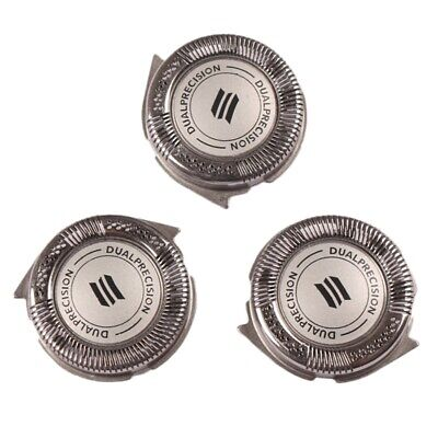 AU16.19 • Buy 2X(HQ8 Shaver Heads, Shaving Heads For Philips Shaving Razor Replacement Blade