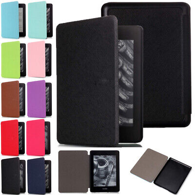 AU11.08 • Buy Smart Leather Case Cover For Amazon Kindle Paperwhite 4 3 2 1 5/6/7/10th Gen 6