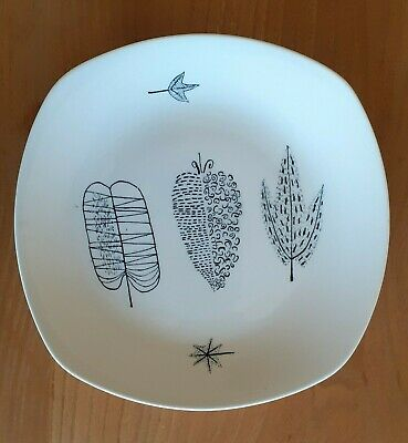 £19.99 • Buy Midwinter 9  Lunch Plate NATURE STUDY By Terence Conran 1955
