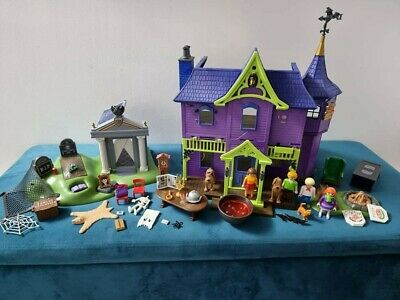 £49.99 • Buy Playmobil Scooby Doo Haunted Mansion And 70362