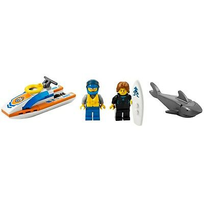 £3 • Buy LEGO City Surfer Rescue (60011) 100% Complete Without Instructions